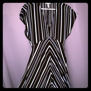 Women's striped dress